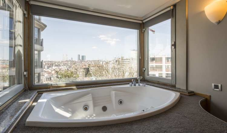 Bosphorus Penthouse - Taxim Suites