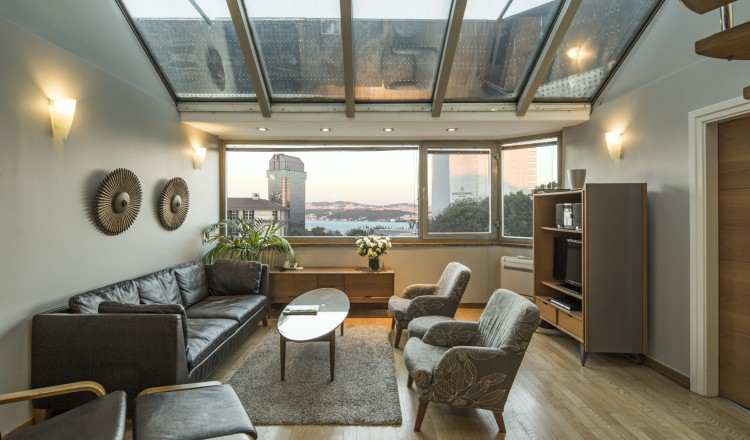 Taxim Penthouse - Taxim Suites