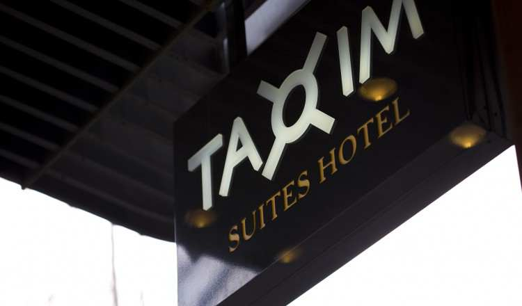 Taxim Suites Otel Taxim Suites