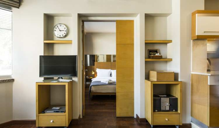 Bağlantılı Aile Suiti - Taxim Suites