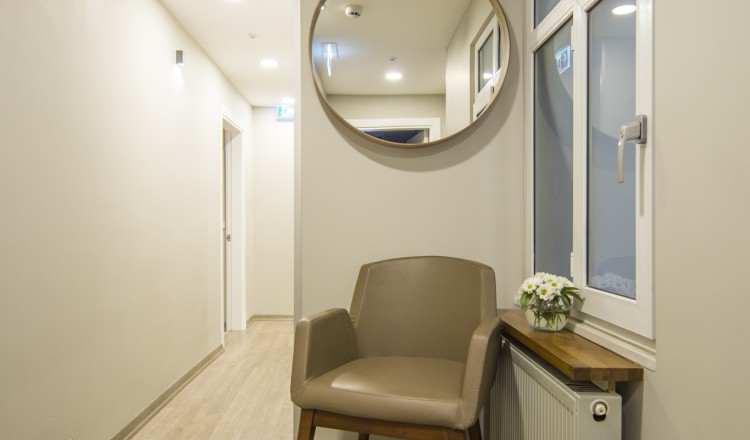 Annex Suites Hallway - Taxim Suites