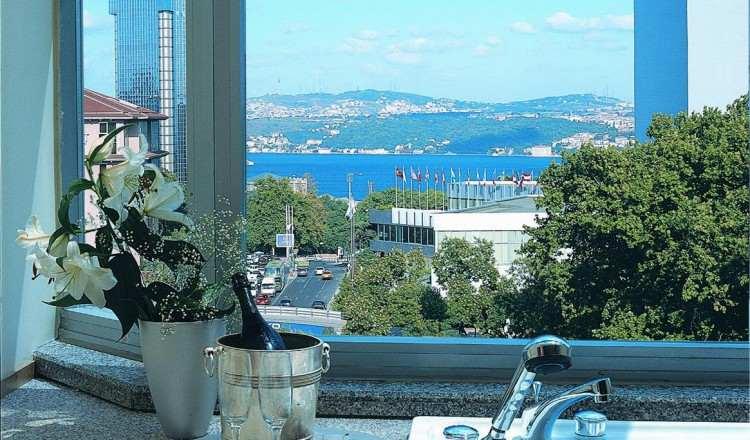 Penthouse Dış Görünüm - Taxim Suites