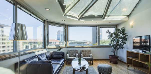 Taxim Suites Hotel - Bosphorus Penthouse