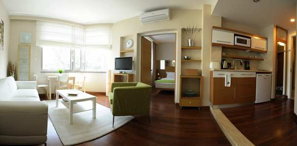 Taxim Suites Hotel Connecting Family Suite