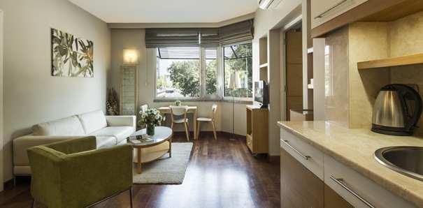 Bağlantılı Aile Odası - Taxim Suites