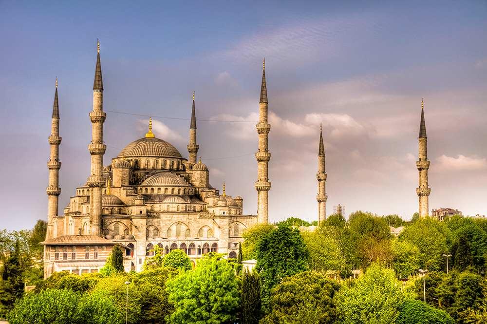 Sultanahmet Camii - Taxim Suites Hotel